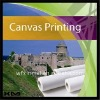 Manufacture Price Non-woven Inkjet Printing Canvas