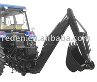 backhoe tractor