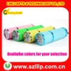 9 leds lamps aluminium flashlight torch rubber
