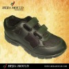 2012 hot pvc air blowing DIP shoes mould