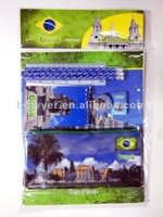 stationery set for souvenir ,school kit with sao paulo sence