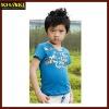 new design 100% cotton boys clothes t-shirt children clothes