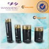 15/30/35/50ml acrylic airless bottle with gold top and black color body for bottling different formulas of cosmetics