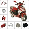 Italika DS150/Diabolo150 scooter parts