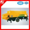 2012 hot selling economic type stationary concrete pump
