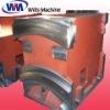 CNC machine lathe parts made in Dalian