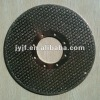 Concave Diamond Blade with Straight Protection for Marble etc.