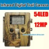 D120 12MP Infrared Digital Hunting trail camera with PIR