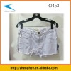 2012 fasion ladies short jeans