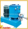 PVC high speed hot mixer