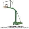 LJ-04 mobile single arm support