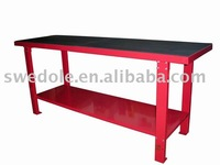 Mechanic heavy duty work table with powder coating