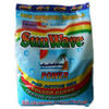 Household wash powder with high foam