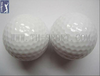 2 Layers White Golf Ball