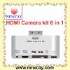HDMI Camera kit 6 in 1