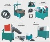 tyre pyrolysis plant /rubber machine
