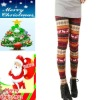 2013 warp-knitted New Fashion winter legging