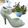 OEM Fashion designer High-heeled Shoes for Ladies