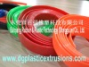 Cleanable TPU coated webbing, Cleanable Coated Synthetic strap for waterproof dog collar