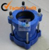 Universal couplings/ductile iron gibault joints