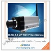 720p 1.0 MP wireless IP camera