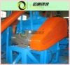 Waste tire recycling equipment secondary rubber shredder