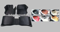 Fit Car Mat Blown with Non-slip Plate in Guangzhou