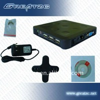 Cheapest ZC-03 Thin Client,Embeded WIN CE5,PC Terminal With 3 USB Port Thin Client