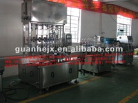Chili sauce/ketchup/paste bottle filling machine