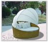rattan lounge bed SG3009