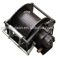 YT100B Hydraulic winch