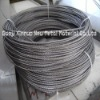 tungsten twisted wire