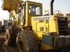 Used komatsu WA360 loader, used wheel loader, second hand wheel loader, original wheel loader.