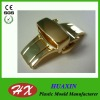 Stainless steel watch clasp