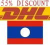 DHL express Bangkok thailand to China 4-7days