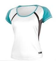 sportswear of women tennis shirt