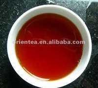different grades china famous black tea