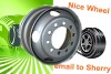 heavy truck wheels 24.5X8.25