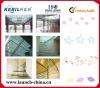 laminate flooring glass tread