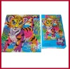 children cartoon puzzle pieces
