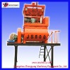 High Efficiency And Super Quality Gasoline Portable Concrete Mixer