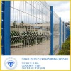 PVC Coated Welded Mesh Fence Panel
