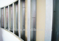 Drywall Partition Example Metal Stud Profile