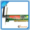 PCI Lan Card WIFI Wireless G 54 54Mbps Lan Network Adapter