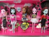 2012 fashionable monster high dolls