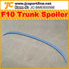 PU JC Design F10 Rear Wing Spoiler for BMW