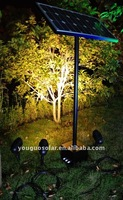 Solar Garden Light Kit