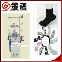 Fully Computerized Jacquard Sock Knitting Machine 6F
