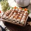 Frozen Seafood surimi products Peony Chikuwa