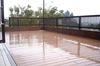 plastic wood/composite wood decking/outdoor floor